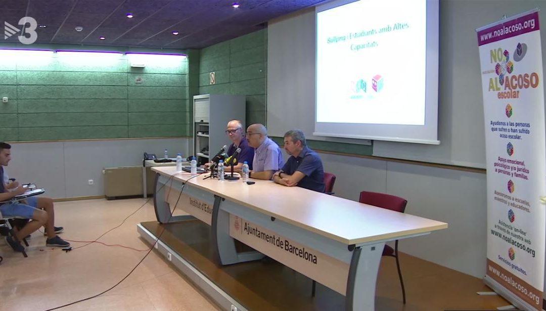 Informe sobre bullying y altas capacidades en Cataluña